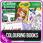 Colouring Books & Guides
