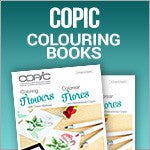 Copic colouring books