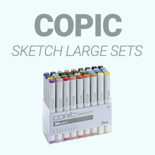 Copic Sketch Large Sets
