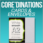 Core'dinations Cards & Envelopes