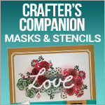 Crafter's Companion - Leonie Pujol Masks And Stencils