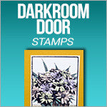 Darkroom Door Cling Stamps
