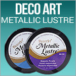 Deco Art Metallic Wax