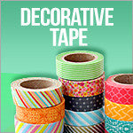 Decorative & Glitter Tape