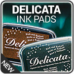 Delicata Inks and Inkpads