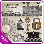 Tim Holtz Movers & Shapers Dies