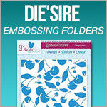 Crafter's Companion Embossing Folders