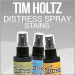 Distress Spray Stains