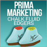Chalk Fluid Edger Pads