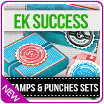 Ek Success Stamps & Punches Sets