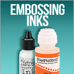 Clear Embossing Inks
