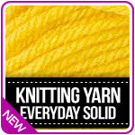 Knitting Yarn Everyday Solid