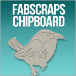 Fabscrabs Chipboard Die-Cuts