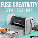 Fiskars Fuse Creativity Starter Kit