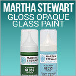 Glass Paint Gloss Opaque