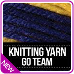 Knitting Yarn Go Team