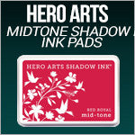 Hero Arts Midtone Inkpads