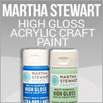 High Gloss Acrylic Craft Paint