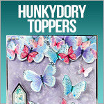 Hunkydory Toppers
