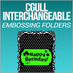 Interchangeable Embossing Folders