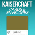 Kaisercraft Envelopes