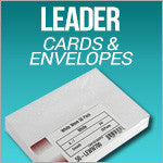 Leader Cards & Envelopes
