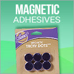 Magnetic Adhesives