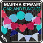 Martha Stewart Garland Punches