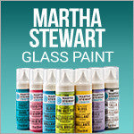 Martha Stewart - Glass Paint