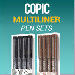 Copic Multiliner - Pen Sets