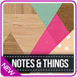 Crate Paper - Notes & Things