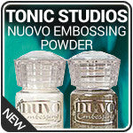 Tonic Studios nuovo Embossing Powder