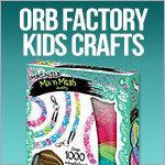 Orb Factory Kids Crafts