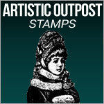 Artistic Outpost Stamps