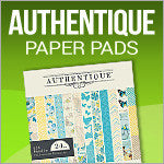 Authentique Paper Pads