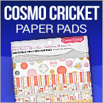Cosmo Cricket Paper Pads