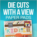 Die Cuts With a View Paper Pads