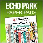 Echo Park Paper Pads And Collections