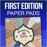 First Edition Paper Pads
