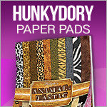 Hunkydory Paper Pads