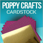 Poppy Crafts Cardstock