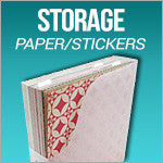 Paper/Sticker Storage