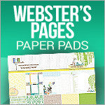 Webster's Pages Paper Pads