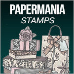 Papermania & Gorjuss Docrafts Stamps