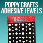 Poppy Crafts Adhesive Jewels