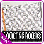 Fiskars Quilting Rulers