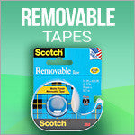 Removable Tapes