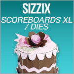 Sizzix Scoreboards Xl