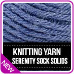 Knitting Yarn Socks Solid