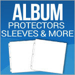 Album Refills, Page Protectors & Sleeves